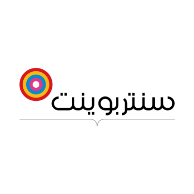 سنتر بوينت ,Logo , icon , SVG سنتر بوينت