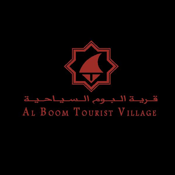 قريةالبوم للسياحية ,Logo , icon , SVG قريةالبوم للسياحية
