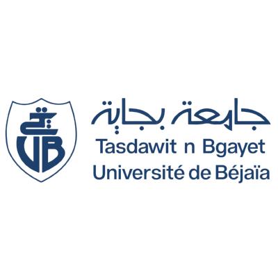 University of Bejaia – Algeria / جامعة بجاية – الجزائر ,Logo , icon , SVG University of Bejaia – Algeria / جامعة بجاية – الجزائر