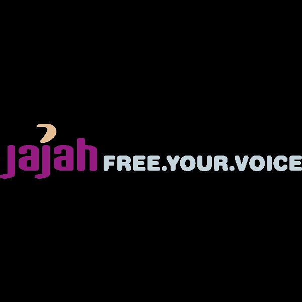 Jajah – Free your voice Logo ,Logo , icon , SVG Jajah – Free your voice Logo