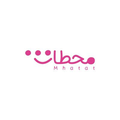محطات mhatat ,Logo , icon , SVG محطات mhatat