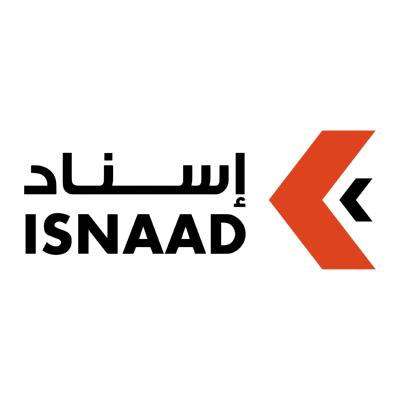 ISNAAD إسناد ,Logo , icon , SVG ISNAAD إسناد