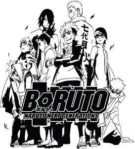 Boruto Naruto Next Generations Logo Download Logo Icon