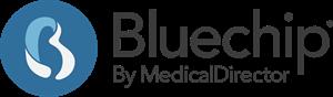 Bluechip by Medical Director Logo ,Logo , icon , SVG Bluechip by Medical Director Logo
