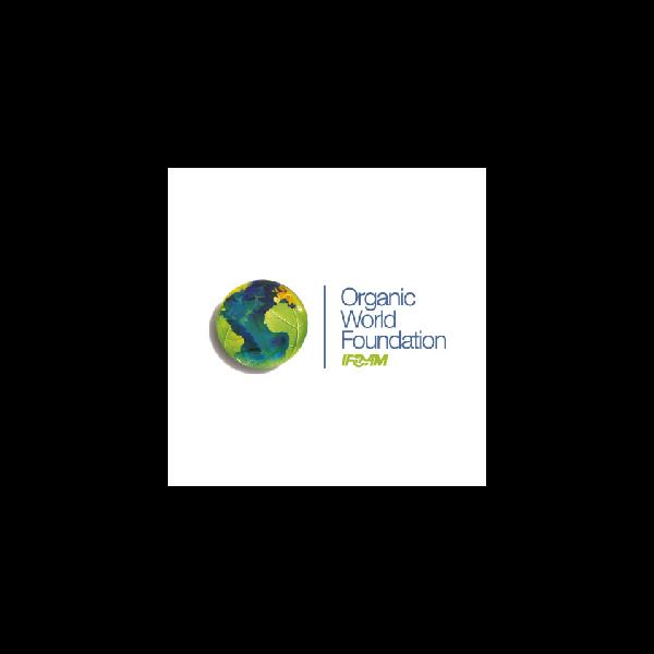 Organic World Foundation Logo ,Logo , icon , SVG Organic World Foundation Logo