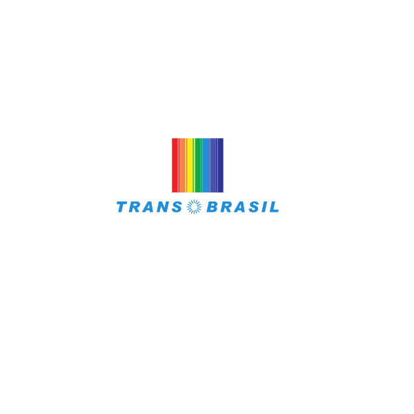 TransBrasil (Old Colors) Logo ,Logo , icon , SVG TransBrasil (Old Colors) Logo