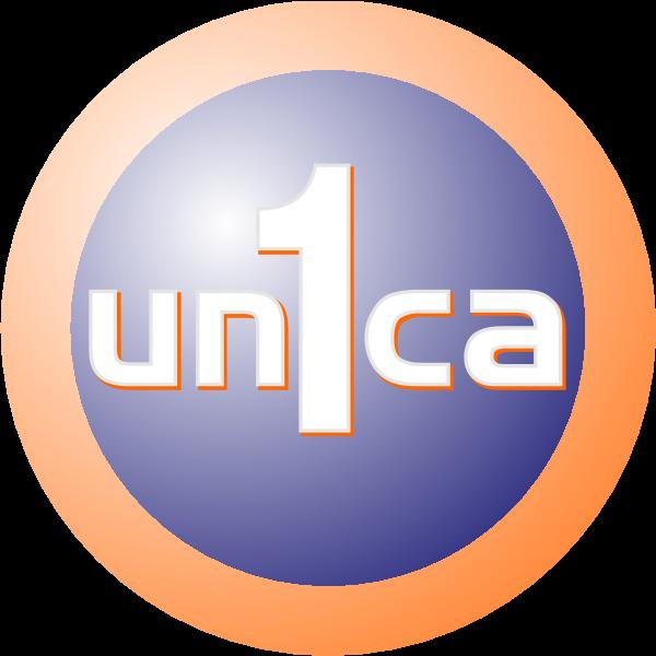 unica movilnet (curvas) Logo ,Logo , icon , SVG unica movilnet (curvas) Logo