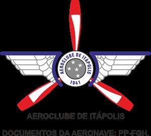 aeroclube de itapolis Logo ,Logo , icon , SVG aeroclube de itapolis Logo