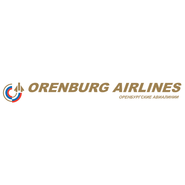 Orenburg Airlines Logo ,Logo , icon , SVG Orenburg Airlines Logo