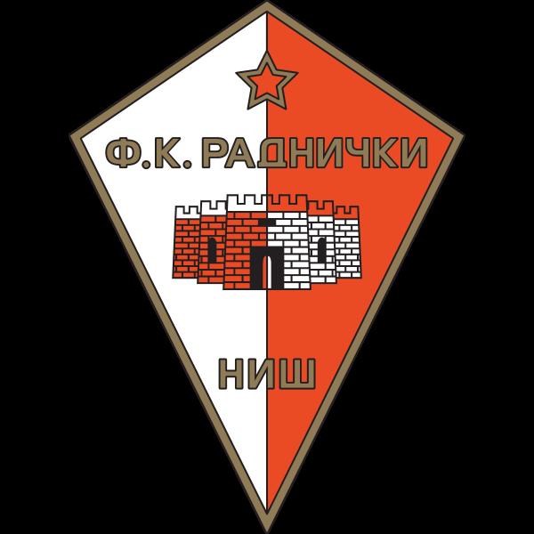 FK Radnicki Nis Logo ,Logo , icon , SVG FK Radnicki Nis Logo