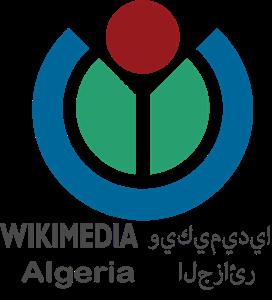 ويكيميديا الجزائر ,Logo , icon , SVG ويكيميديا الجزائر
