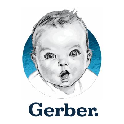 gerber logo ,Logo , icon , SVG gerber logo