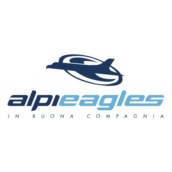 Alpieagles Logo ,Logo , icon , SVG Alpieagles Logo
