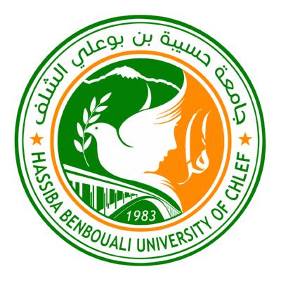 University of Chlef – Algeria / جامعة الشلف – الجزائر ,Logo , icon , SVG University of Chlef – Algeria / جامعة الشلف – الجزائر