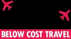 Below Cost, travel agency Logo ,Logo , icon , SVG Below Cost, travel agency Logo