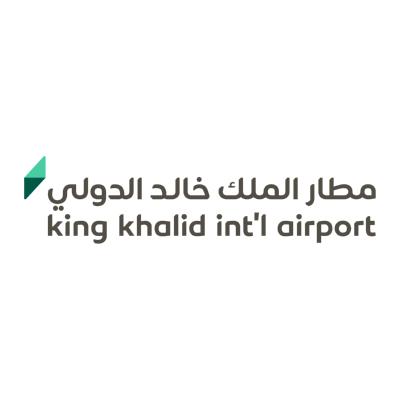 مطار الملك خالد الدولي ,Logo , icon , SVG مطار الملك خالد الدولي
