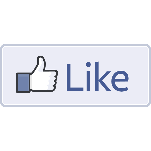 Like Button Facebook ,Logo , icon , SVG Like Button Facebook