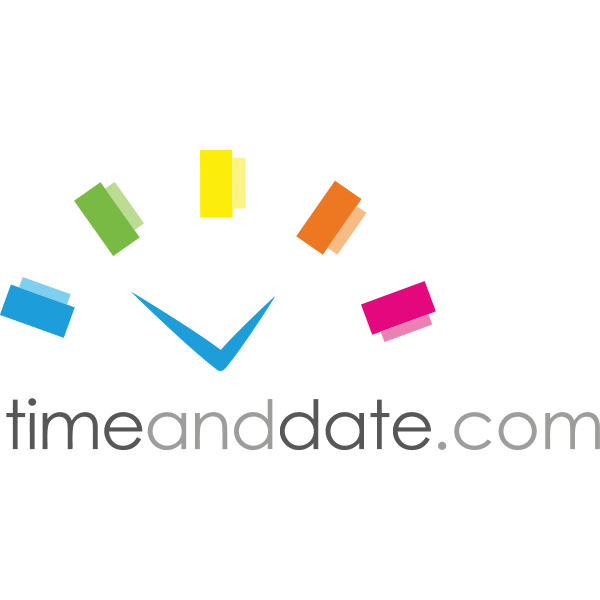 TIME AND DATE Logo ,Logo , icon , SVG TIME AND DATE Logo
