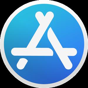 Mac App Store Logo ,Logo , icon , SVG Mac App Store Logo
