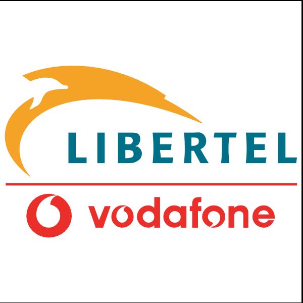 Libertel Vodafone Logo ,Logo , icon , SVG Libertel Vodafone Logo