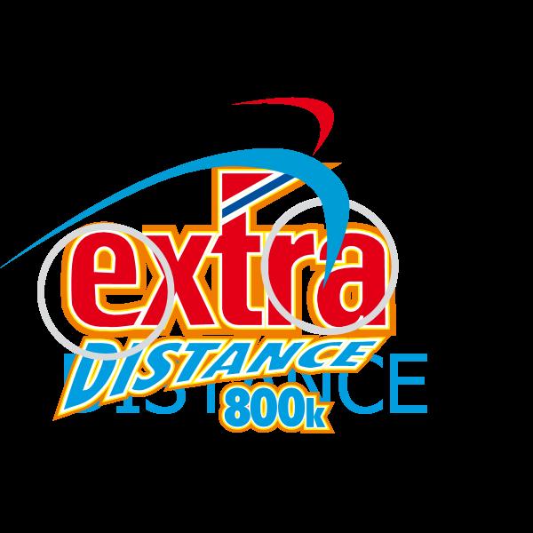 Extra Distance 800k Logo ,Logo , icon , SVG Extra Distance 800k Logo