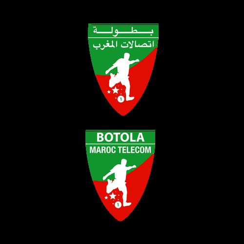 شعار البطولة المغربية ,Logo , icon , SVG شعار البطولة المغربية