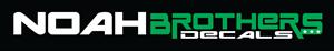 Noah Brothers Decals Logo ,Logo , icon , SVG Noah Brothers Decals Logo
