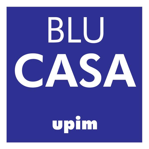 Blu Casa Upim Logo ,Logo , icon , SVG Blu Casa Upim Logo