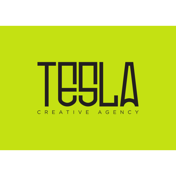 TESLA Creative Agency Logo ,Logo , icon , SVG TESLA Creative Agency Logo