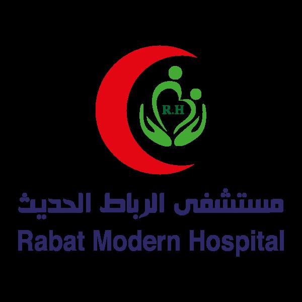 شعار مستشفى الرباط ,Logo , icon , SVG شعار مستشفى الرباط