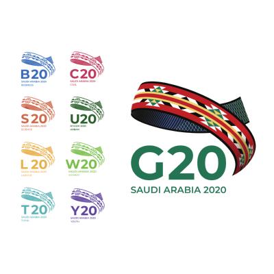 G20 bundle ,Logo , icon , SVG G20 bundle