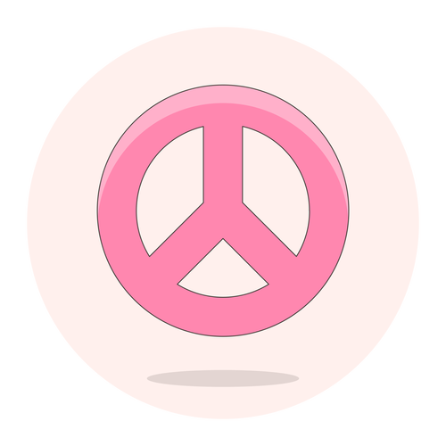 sign peace 1 ,Logo , icon , SVG sign peace 1