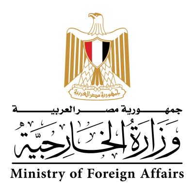 وزارة الخارجية , مصر ,Logo , icon , SVG وزارة الخارجية , مصر