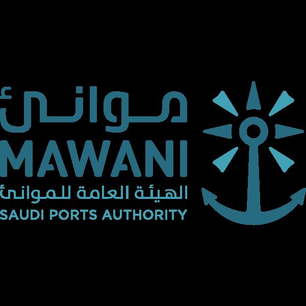 الهيئة العامة للموانئ ,Logo , icon , SVG الهيئة العامة للموانئ