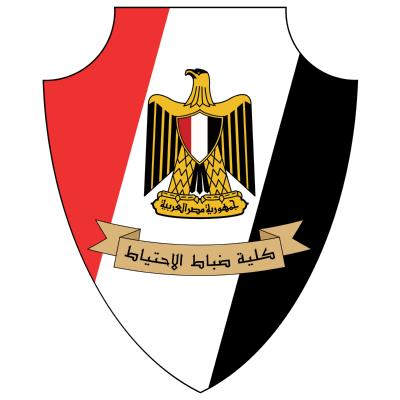 كلية الضباط الاحتياط المصرية , مصر ,Logo , icon , SVG كلية الضباط الاحتياط المصرية , مصر