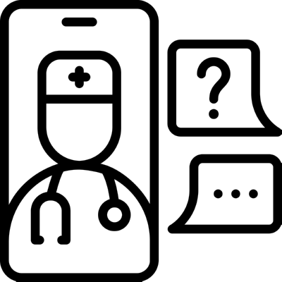 chat doctor ,Logo , icon , SVG chat doctor