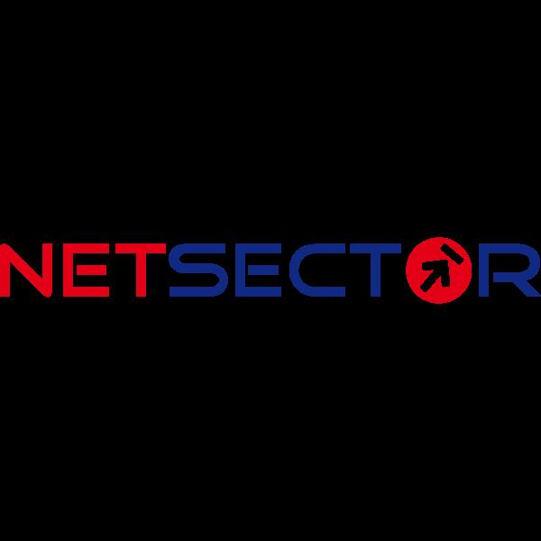 NetSector d.o.o. Logo ,Logo , icon , SVG NetSector d.o.o. Logo