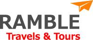 Ramble Travels & Tours Logo ,Logo , icon , SVG Ramble Travels & Tours Logo