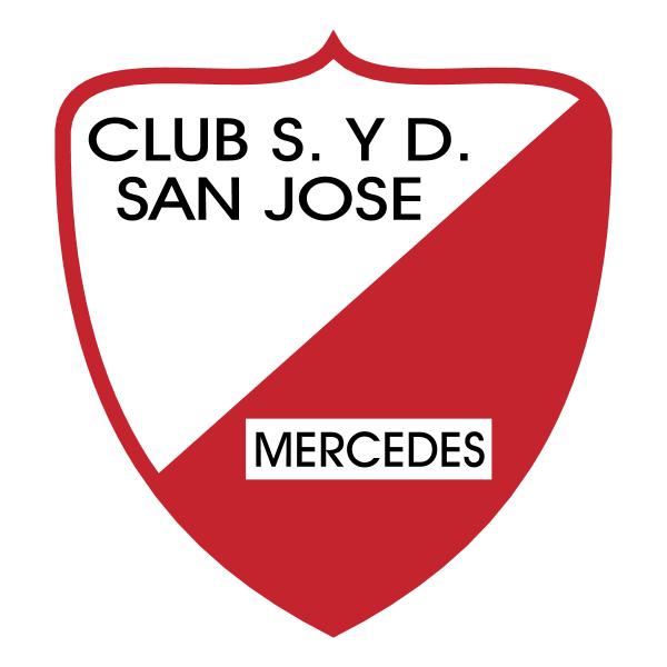 Club Social y Deportivo San Jose de Mercedes ,Logo , icon , SVG Club Social y Deportivo San Jose de Mercedes