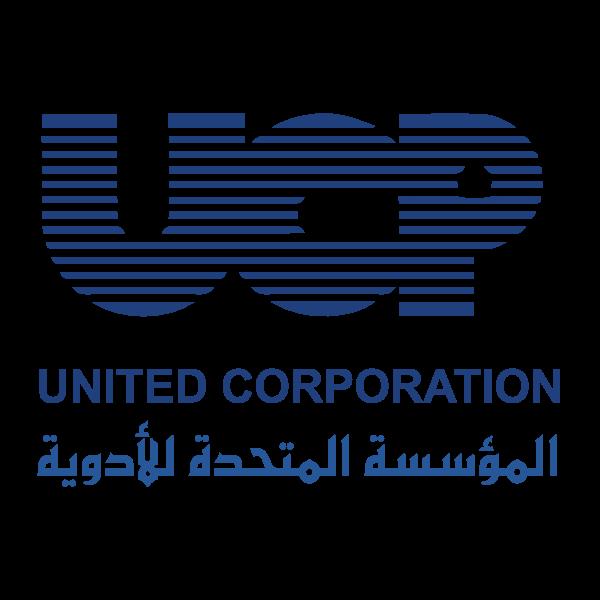 الشركة المتحدة للأدوية ,Logo , icon , SVG الشركة المتحدة للأدوية