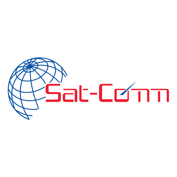 Sat-Comm Logo ,Logo , icon , SVG Sat-Comm Logo