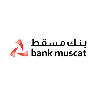 Bank Muscat بنك مسقط ,Logo , icon , SVG Bank Muscat بنك مسقط