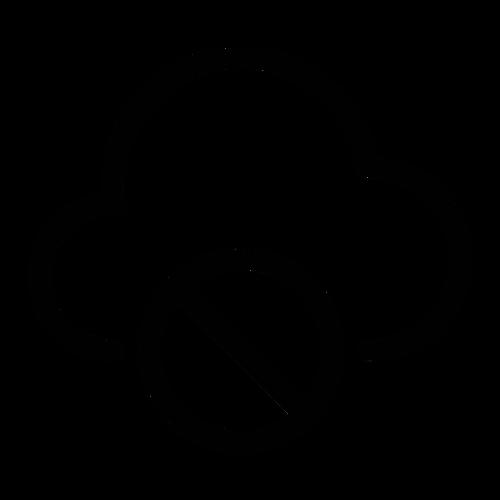 Cloud Prevents ,Logo , icon , SVG Cloud Prevents