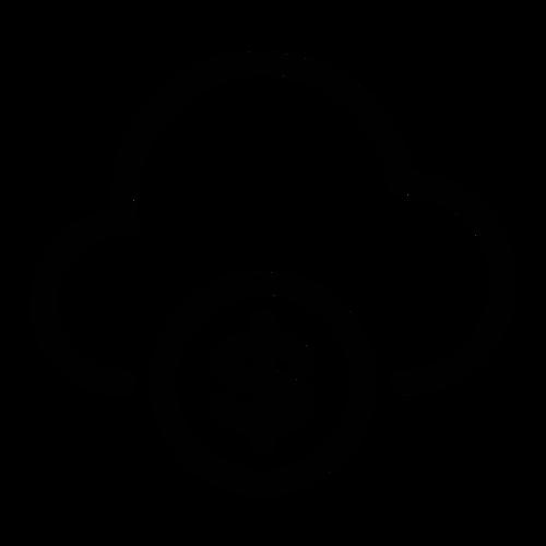 Cloud Money ,Logo , icon , SVG Cloud Money