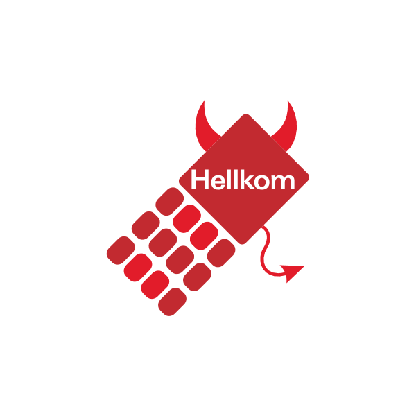 Hellkom Logo ,Logo , icon , SVG Hellkom Logo