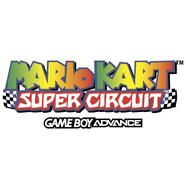 Mario Kart Super Circuit Download Logo Icon Png Svg