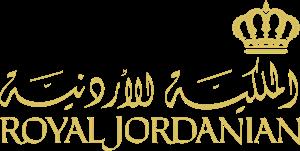 الملكة الاردنية ,Logo , icon , SVG الملكة الاردنية