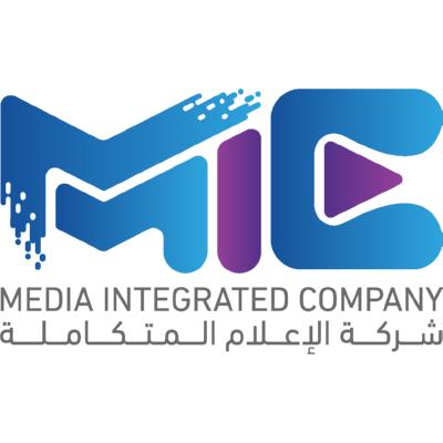 شركة الإعلام المتكاملة ,Logo , icon , SVG شركة الإعلام المتكاملة