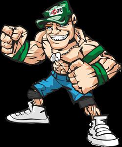 Wwe Cena Logo Download Logo Icon