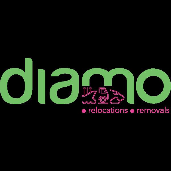 Diamo Logo ,Logo , icon , SVG Diamo Logo